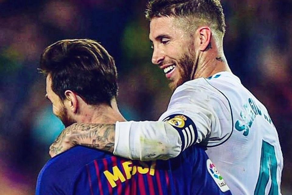 Pesan Menohok ke Madrid, Ramos: Saya dan Messi Akun Gabung ke PSG