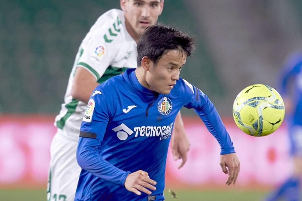 Merasa Hutang Budi, Pemain Jepang Siap Lakukan Hal Besar untuk Sepakbola Spanyol