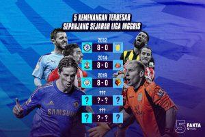 5 Kemenangan Terbesar