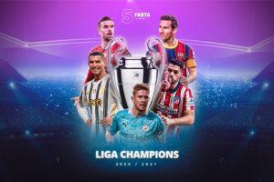 5 Fakta Liga Champions