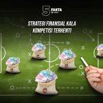 Strategi Finansial Kala Kompetisi Terhenti