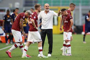 AS Roma Tak Mau Tertipu Grafik AC Milan Yang Sedang Menurun