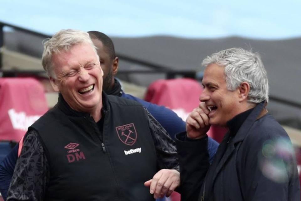 Akhirnya, David Moyes Bisa Juga Kalahkan Mourinho