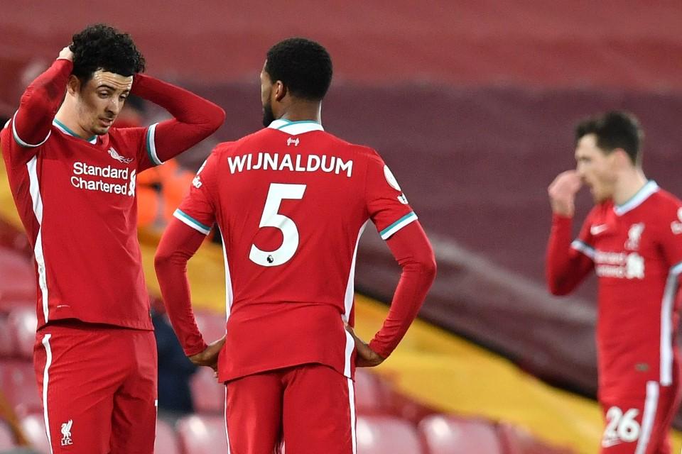 Anfield Yang Kini Justru Angker Untuk Liverpool Sendiri