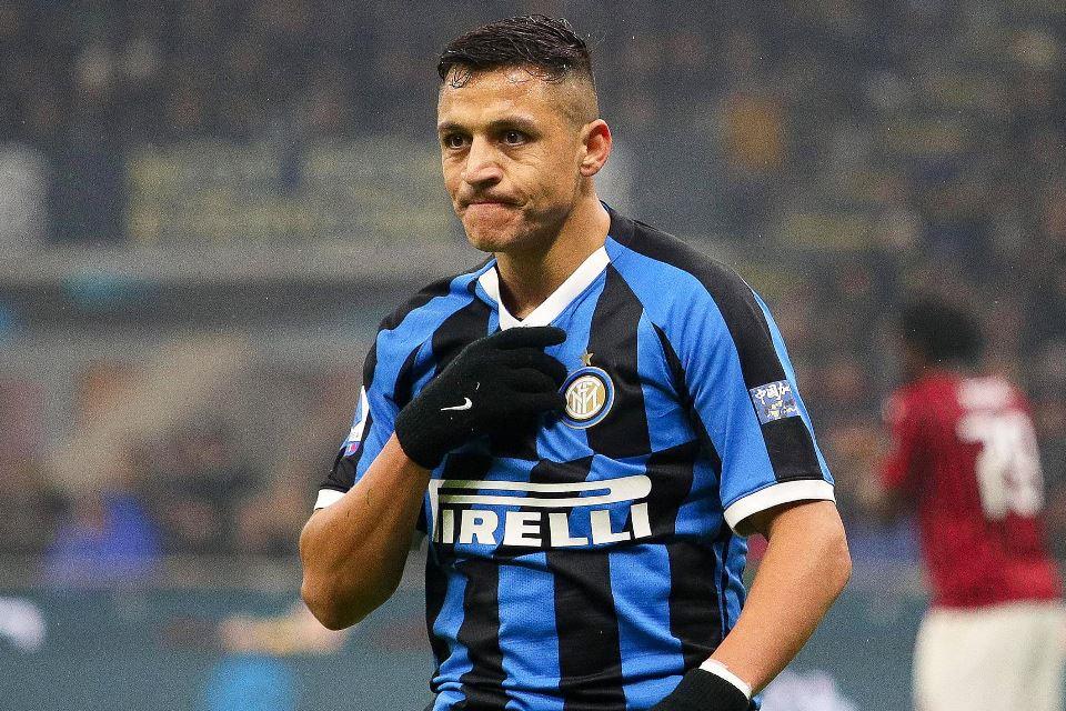 Antonio Conte Khawatirkan Alexis Sanchez Masih Begitu-Begitu Saja