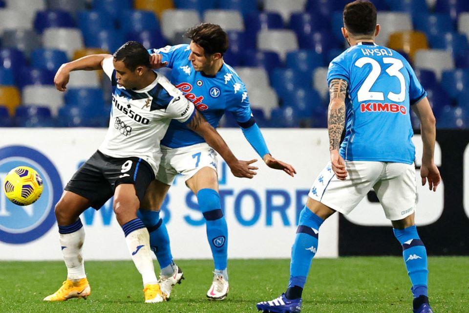 Atalanta Vs Napoli: Prediksi dan Link Live Streaming