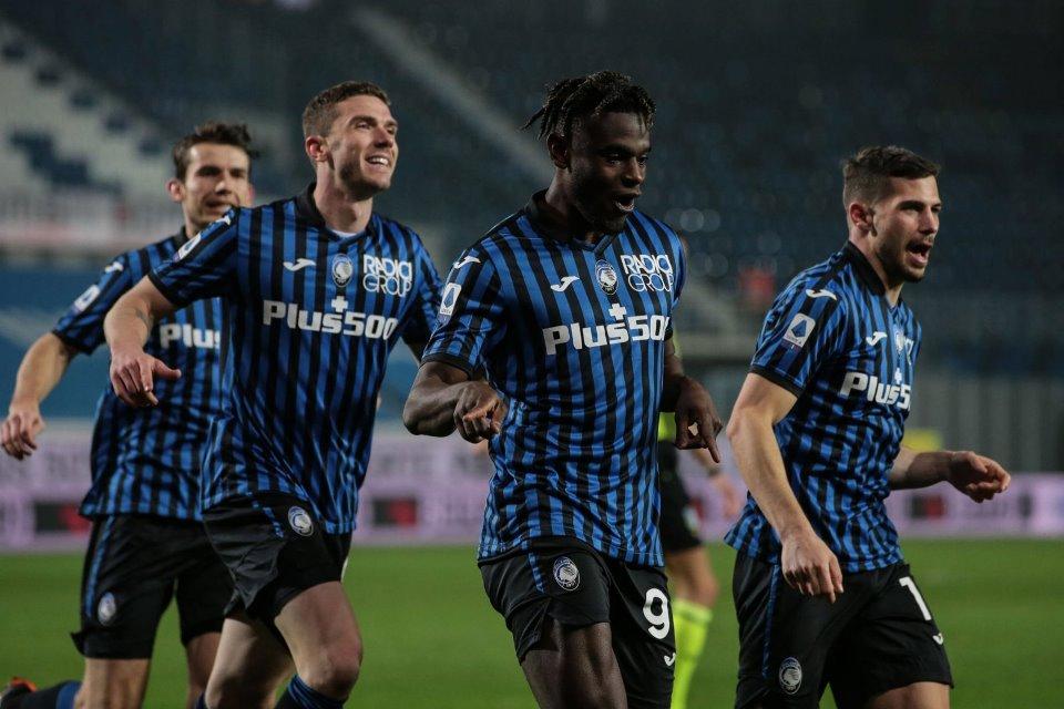 Bantai Napoli 4-2, Bikin Atalanta Pede Taklukkan Real Madrid