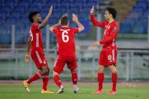 Bayern Munich vs Lazio UCL