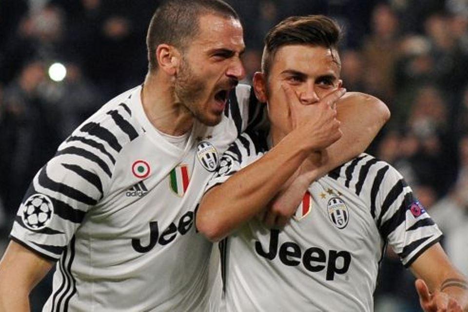 Cedera, Bonucci Dan Dybala Tetap Masuk Skuad Juventus vs Porto