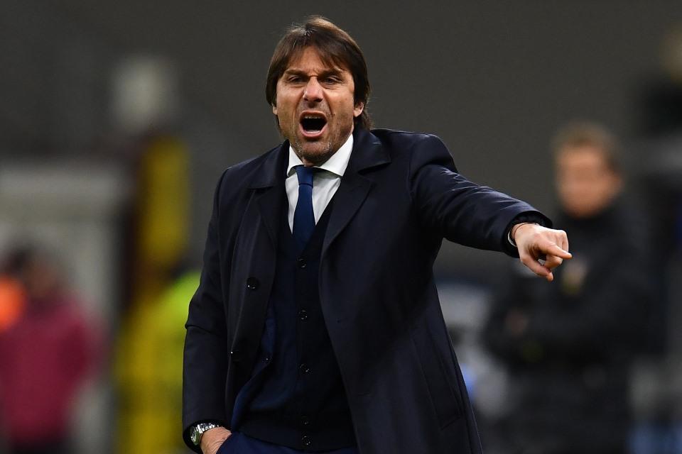 Conte: Inter Wajib Tampil Sempurna Demi Segel Tiket Final Coppa Italia