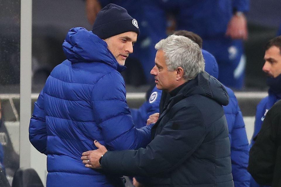 Tuchel Mourinho