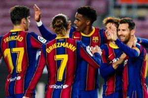 Debut di Barcelona, IIaix Moriba: Saya Bahagia Mendapat Umpan dari Messi