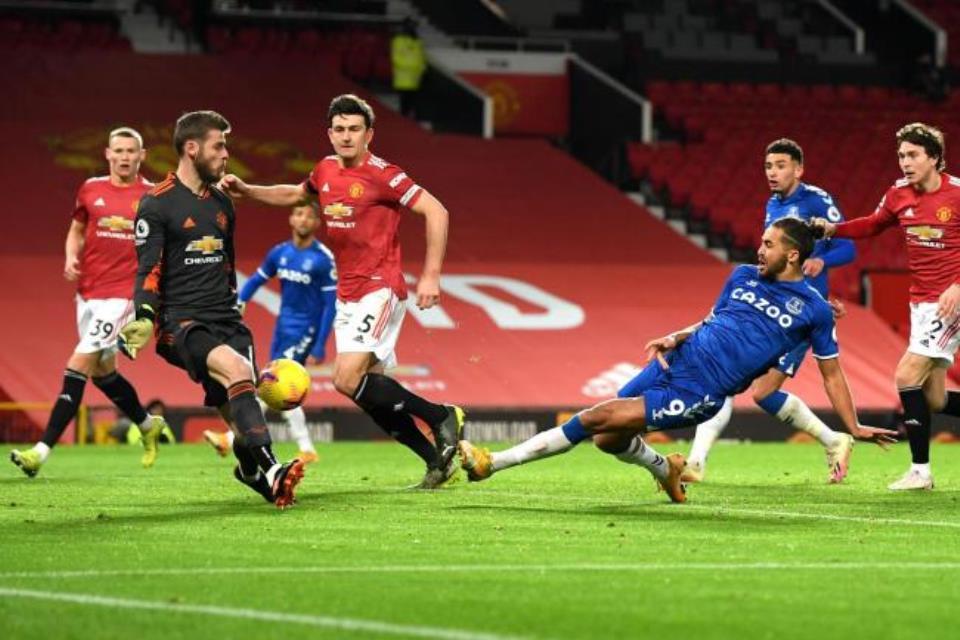 Ditahan Imbang Everton, MU Catat Rekor Buruk Di Old Trafford