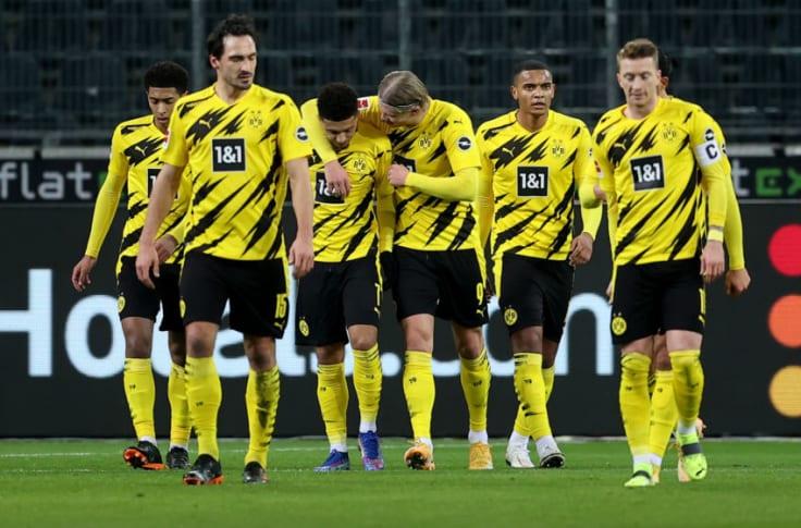 CEO Dortmund Terkesan Dengan Semangat Timnya