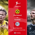 Dortmund vs Arminia: Teruskan Tren Positif