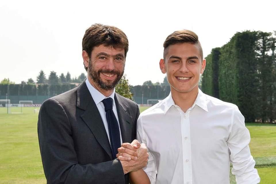 Dybala Di Ambang Kontrak Baru Dengan Juventus