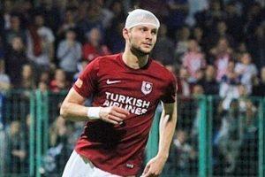 Borneo FC Datangkan Striker Bosnia Herzegovina
