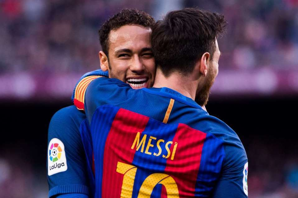 Gara-gara Messi, Neymar Akhirnya Cabut ke PSG