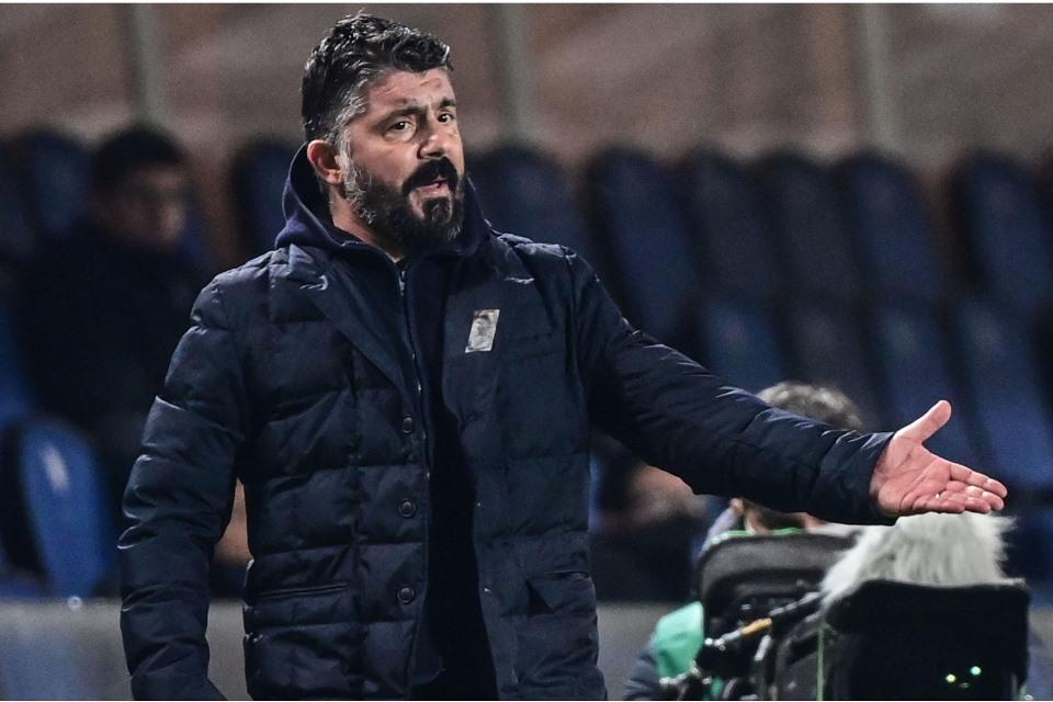 Partai Hidup-Mati Gattuso Lawan Juventus, Kalah Dipecat!