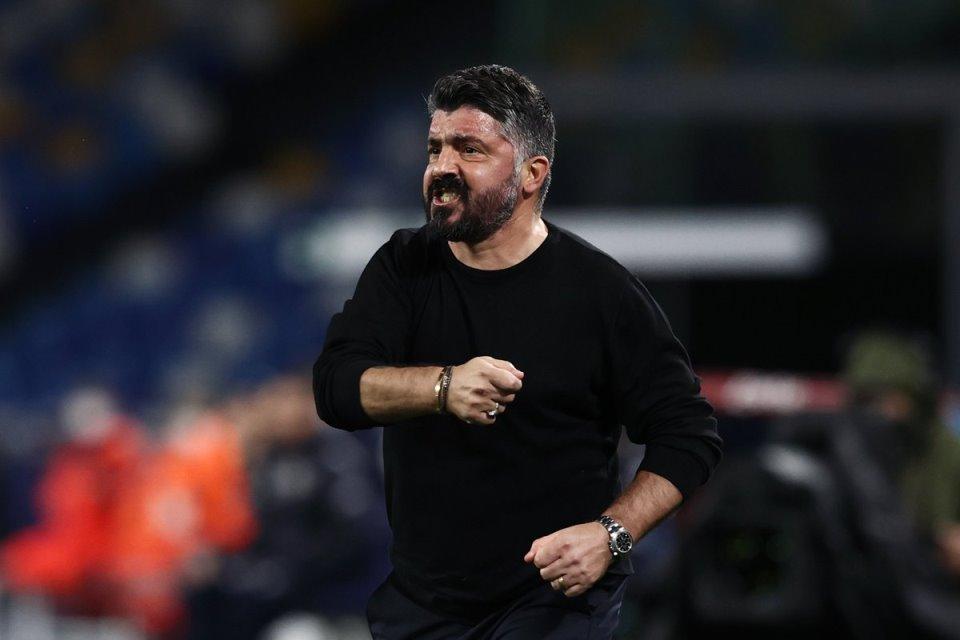 Terus Diisukan Bakal Dipecat, Gattuso: Lihat Posisi Napoli Di Klasemen