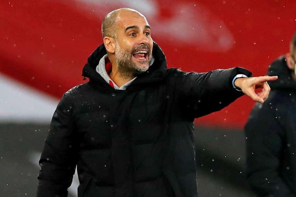Di Liga Champions, Pep Guardiola Hanya Targetkan City Lolos 8 Besar