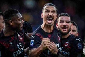 Ibrahimovic Diharapkan Tampil On Fire Di Derby Della Madonnina