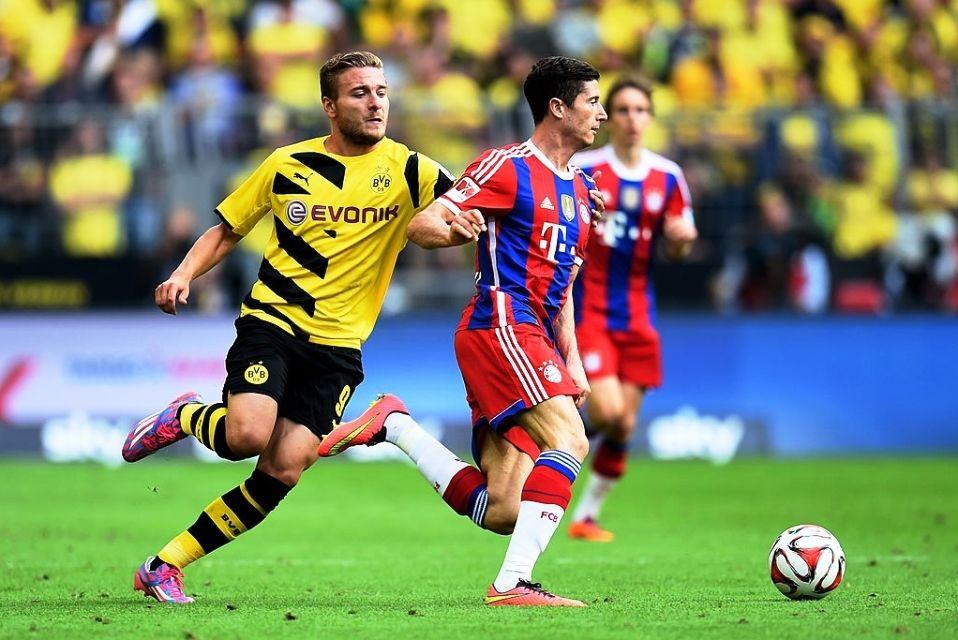 Immbile Dortmund vs Lewandowski Bayern