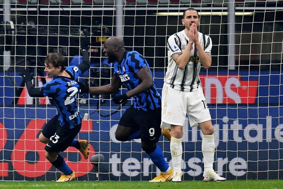 Inter vs Juventus: Nerazzurri Incar Hasil Meyakinkan Di Leg Pertama