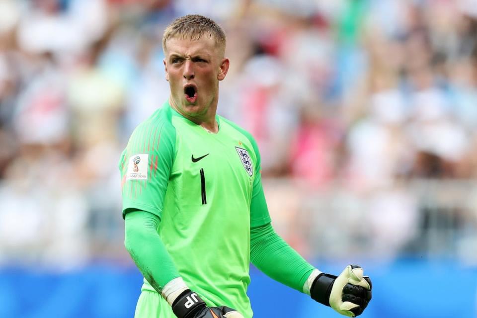 Jordan Pickford: Benteng Kokoh Di Bawah Mistar Everton