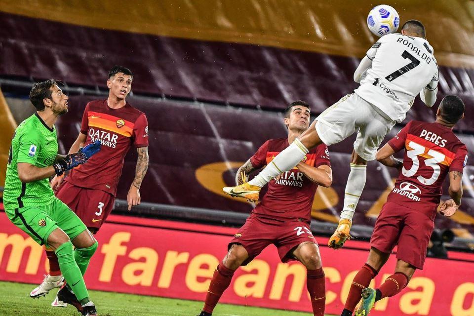 Juventus Waspada Serangan Balik AS Roma Yang Mematikan