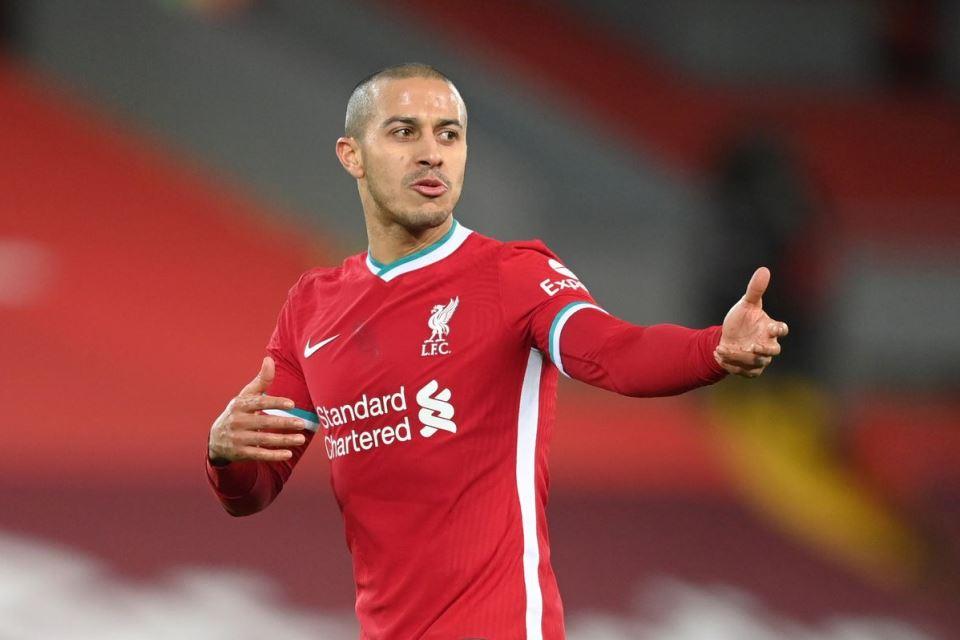 Dibanding Liverpool, Thiago Lebih Cocok Gabung Tim Rival