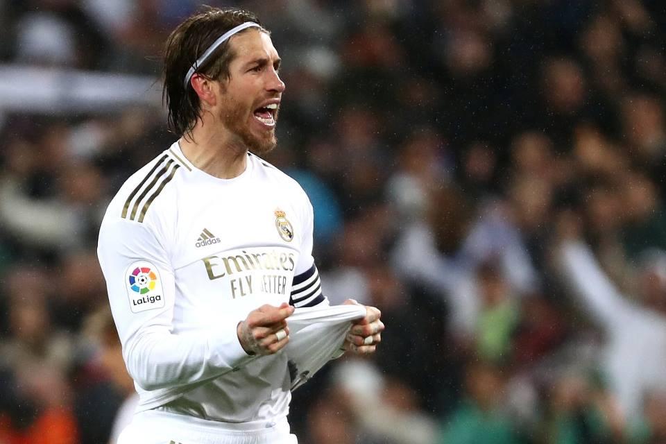 Kecewa dengan Madrid, Ramos Like Postingan Dirinya Hengkang