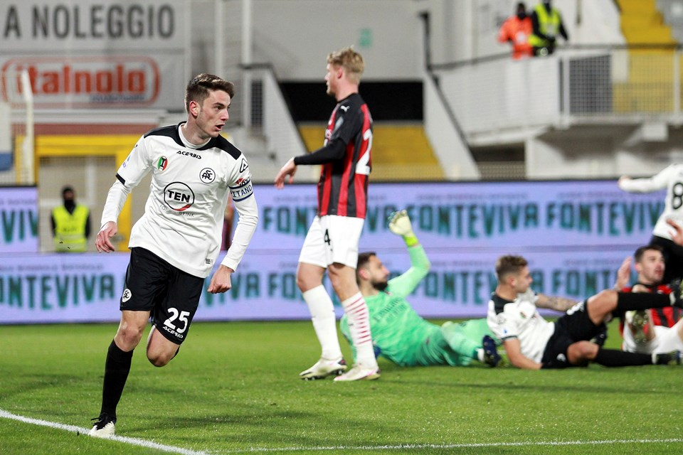 Kekalahan Dari Spezia Tak Meruntuhkan Kepercayaan Diri AC Milan