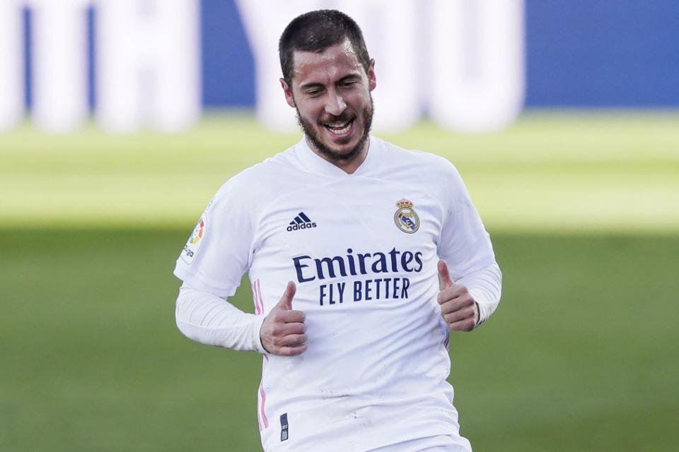 Kerap Cedear, Real Madrid Diminta Jual Eden Hazard