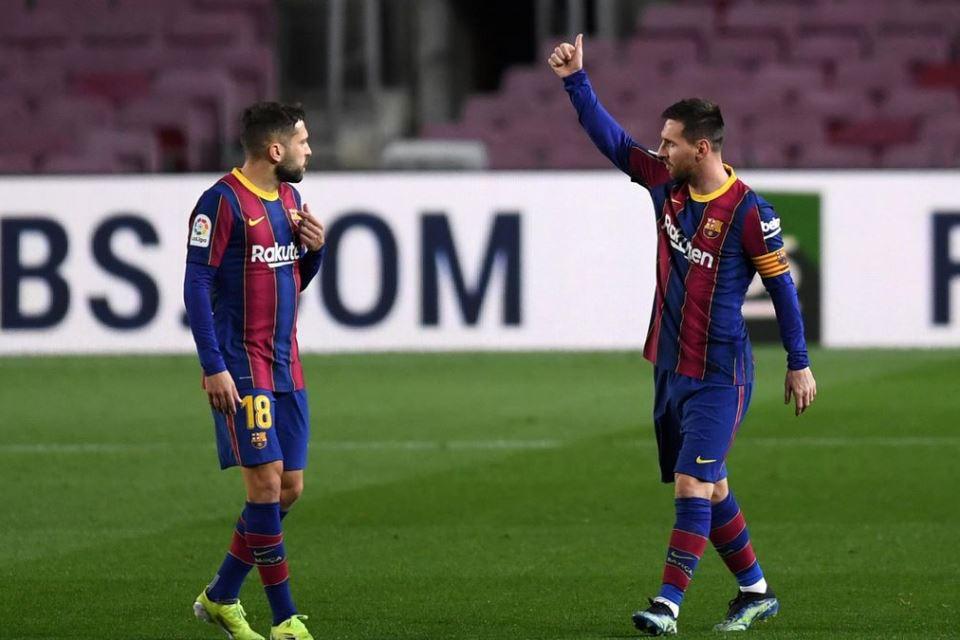 Laporta Sebut Gaji 'Gila' Messi adalah Hal yang Masuk Akal