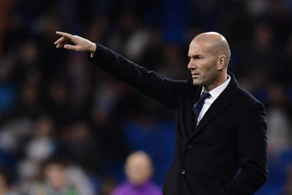 Latih Timnas Prancis Menjadi Target Utama Zinedine Zidane