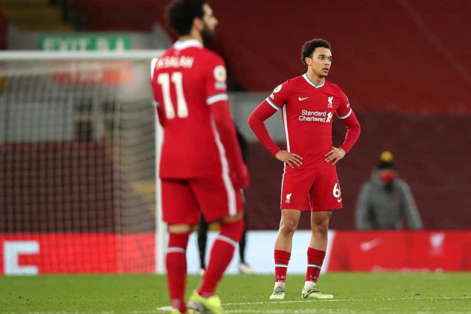 Lawan Man City Jadi Momentum Kembalikan Keangkeran Anfield