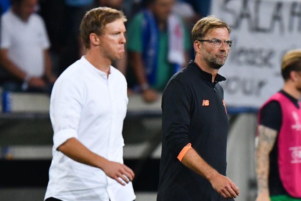 Leipzig vs Liverpool: Ada Misi Balas Dendam Nagelsmann