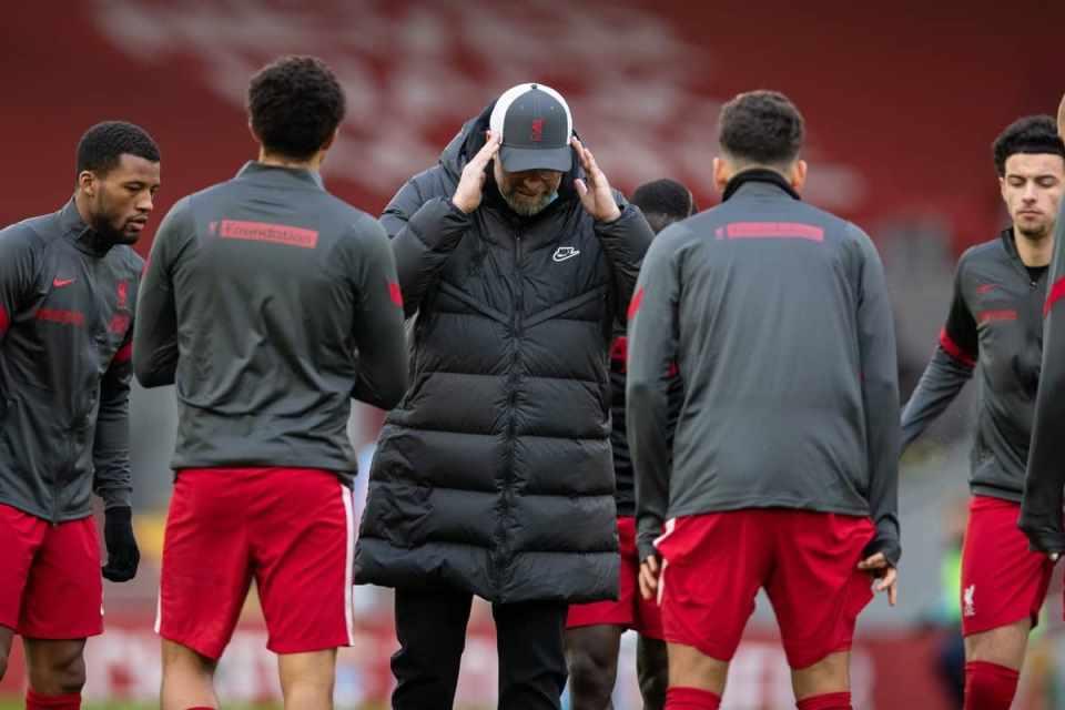 Liverpool Butuh Penyegaran Skuad Untuk Bersaing Gelar Juara