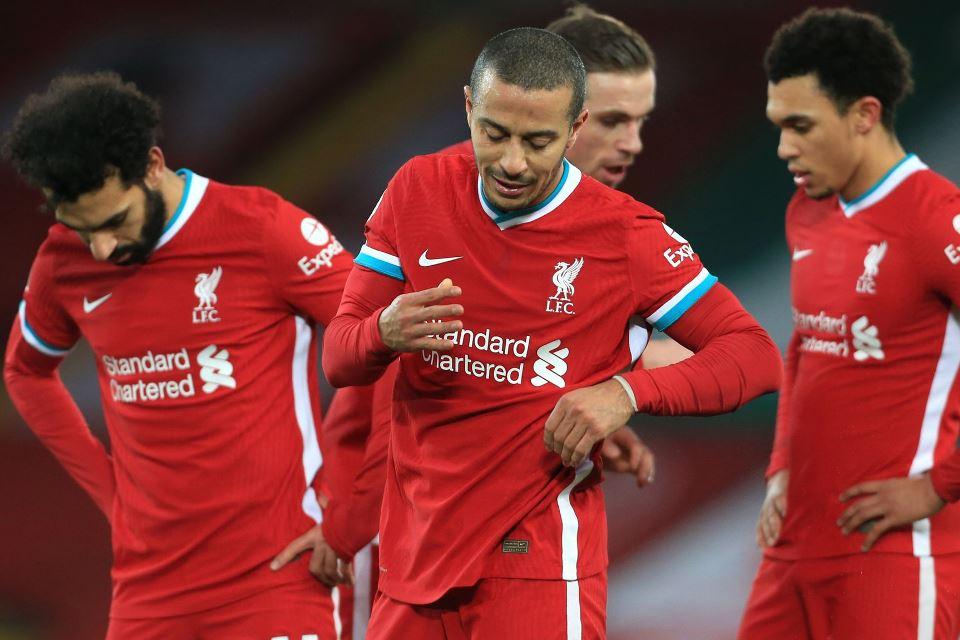 Liverpoon Diminta Lupakan Gelar Liga Inggris, Fokus Lolos Liga Champions Sudah Cukup