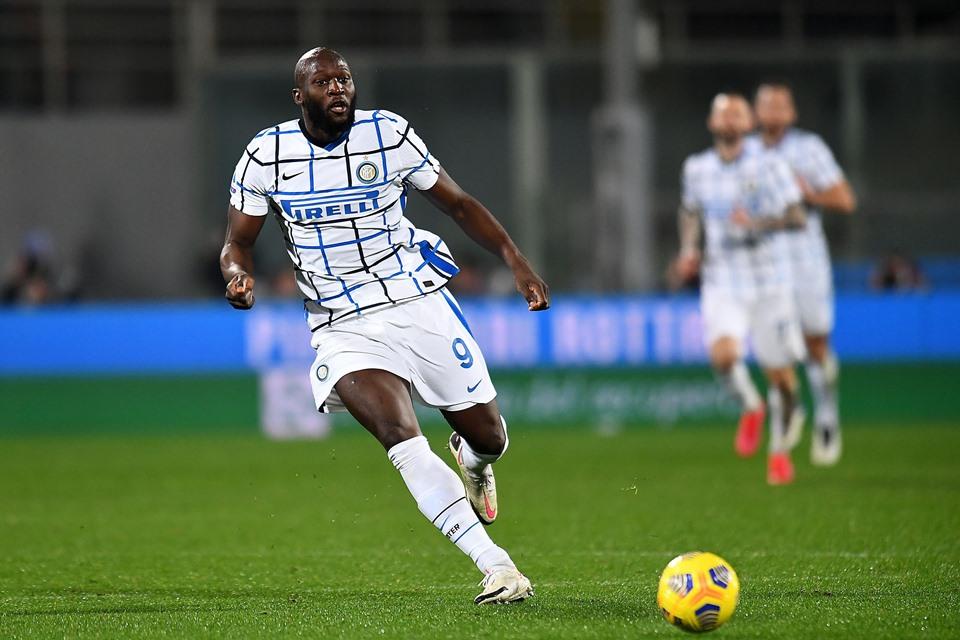 Lukaku Dilirik Man City dan PSG, Inter Bakal Lepas?