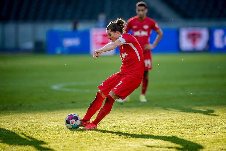 Sabitzer Bangga Cetak Gol Cantik Melawan Hertha Berlin
