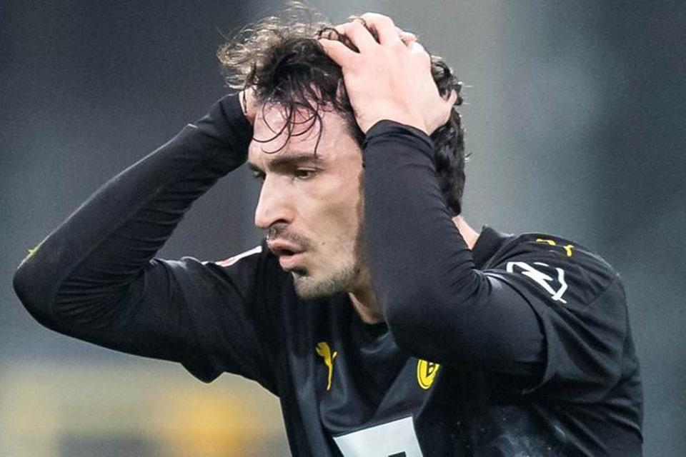 Hummels: Dortmund Bisa Gagal masuk Champions