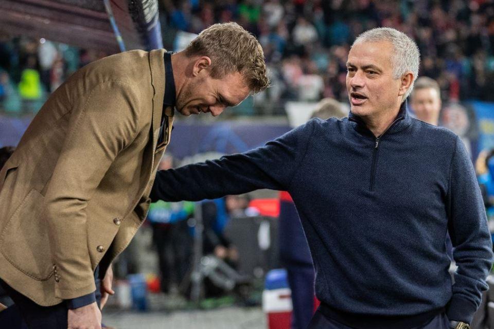 Andai Mourinho Dipecat, Ini Sosok yang Bakal Menggantikannya