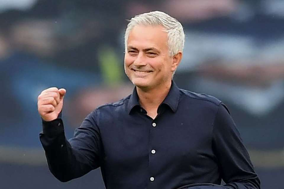 Mourinho Pede Targetkan Tottenham Lolos Liga Champions Musim Depan