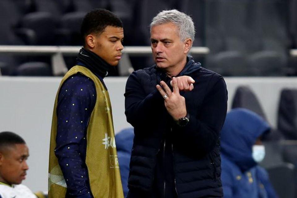 Mourinho Puji Pemain Muda Tottenham Ini, Katanya Mirip Marcus Rashford