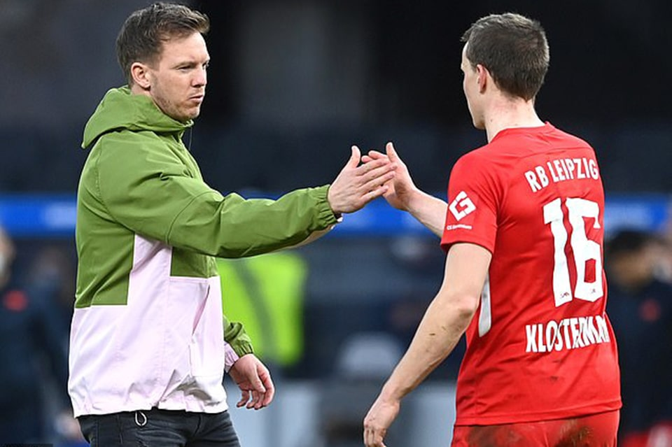 Nagelsmann Bersyukur Pasukannya Berhasil Bangkit