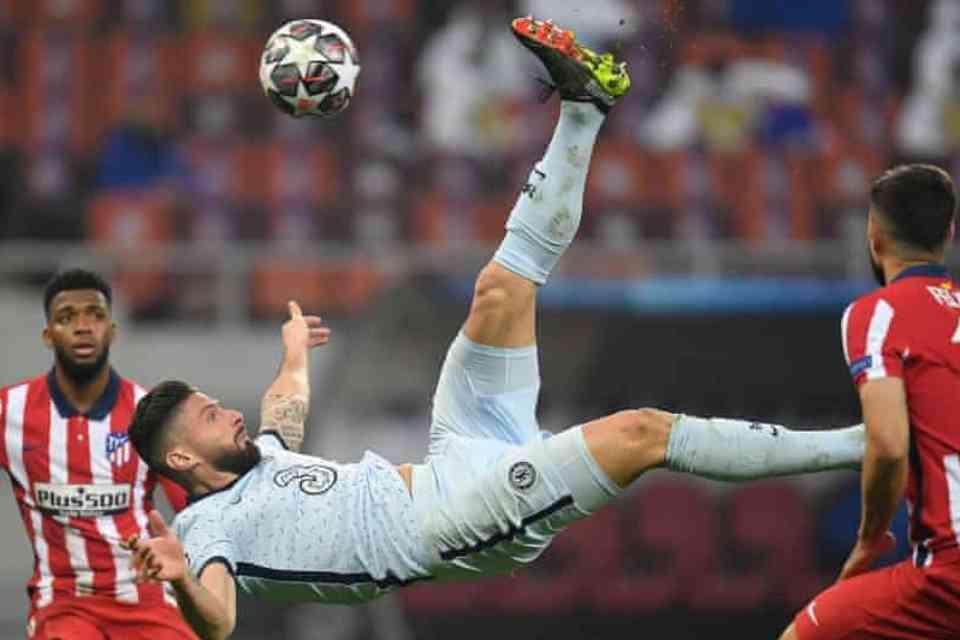 Olivier Giroud Tajam Banget Di Kandang Lawan
