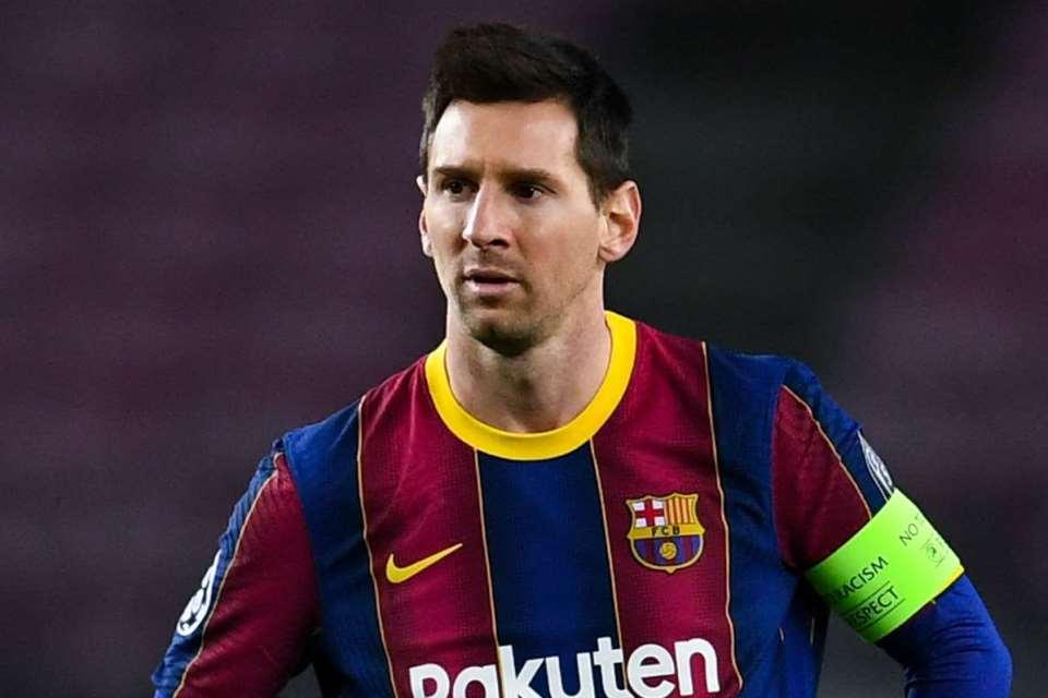 Messi Bantah Rumor Kedekatan Dengan PSG dan Man City ...
