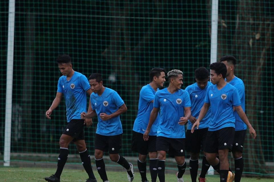 Timnas U-22 Kembali Gelar Latihan